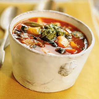 Genoese Vegetable Soup.