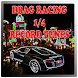 Drag Racing 1/4 Record Tunes icon