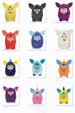 Furby จับคู่13