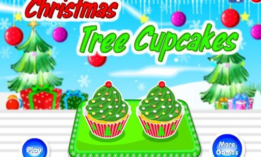 庫克聖誕樹蛋糕