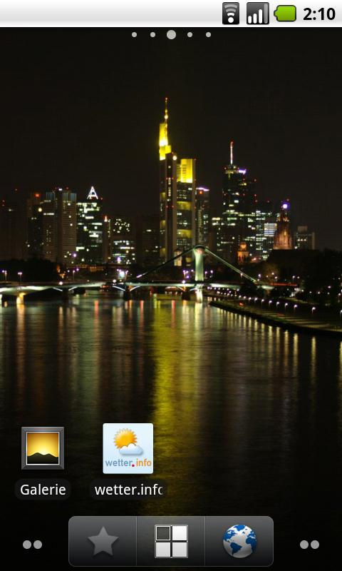 Frankfurt City Live Wallpaper - screenshot