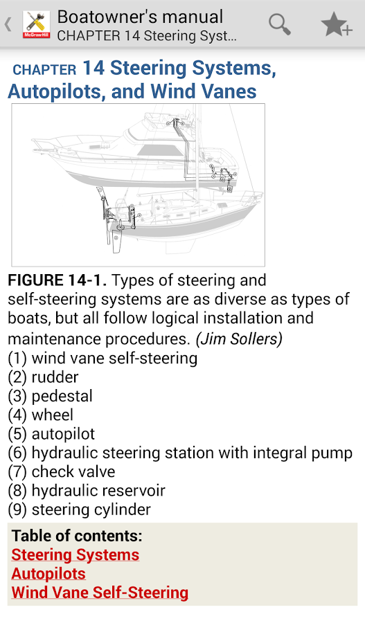 Boatowners Electrical Manual - screenshot