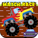 Monster Truck Kids Games icon