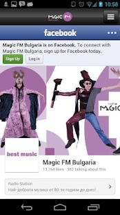 Radio Magic FM- screenshot thumbnail
