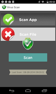 Virus Scan Antivirus