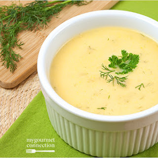 Summer Squash Soup with Fresh Herbs