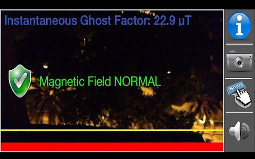 Ghost Detector- screenshot thumbnail