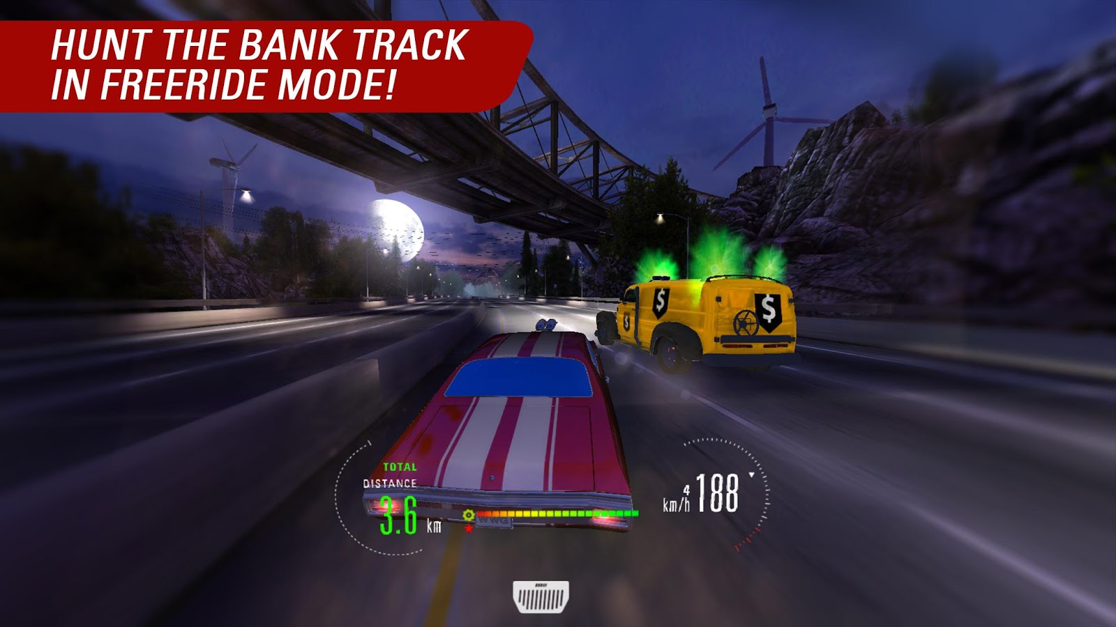 Muscle Run - screenshot