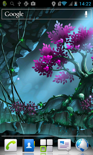 Great tree HD Live wallpaper