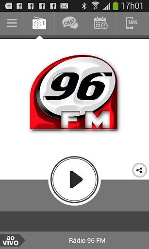 Rádio 96 FM Guanambi