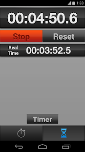 Fake Stopwatch & Timer- screenshot thumbnail