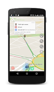 Speed camera radar (PRO) v1.49