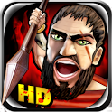 Spartans vs Zombies defense HD icon