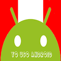 I use Android logo