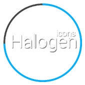 Halogen Icons Apex/Nova/ADW