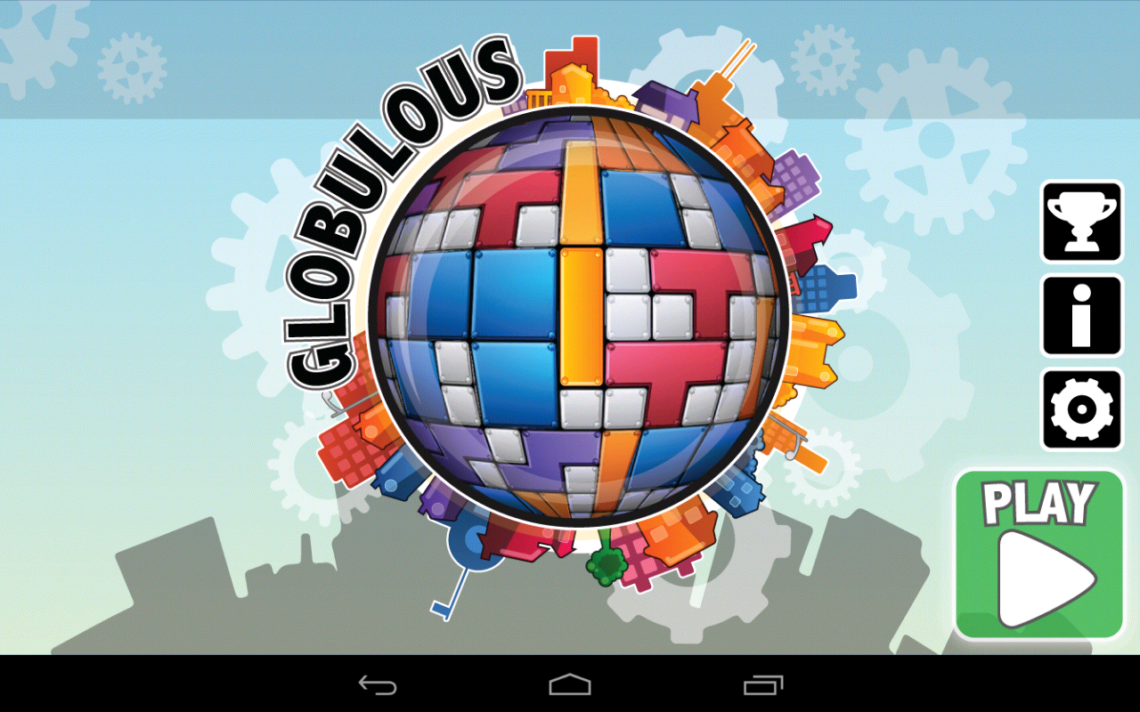 Globulous - screenshot