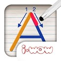 i-Wow Letter & Numbers icon