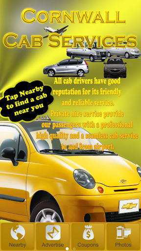 Cornwall Cab Services