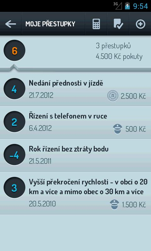 Czech Point System - screenshot