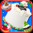 Christmas Cake Maker Bake & Make Food Cooking Game icon