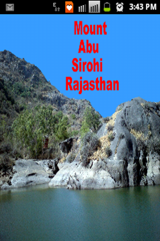 Mount Abu माउंट आबू-Abu Parvat