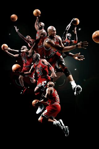 Michael Jordan HD Wallpapers - screenshot