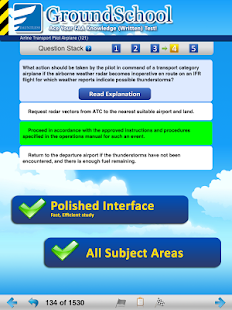 FAA ATP Written Test Prep - screenshot thumbnail