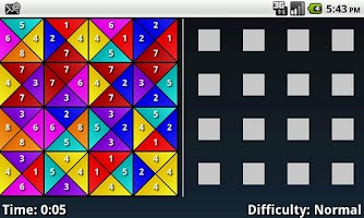 Screenshot of TetraVexed Pro