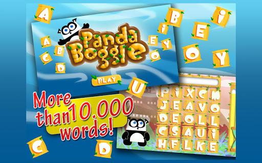 Panda Boggle HD
