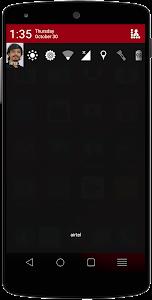 DarkOut CM12 / CM11 Theme v2.3