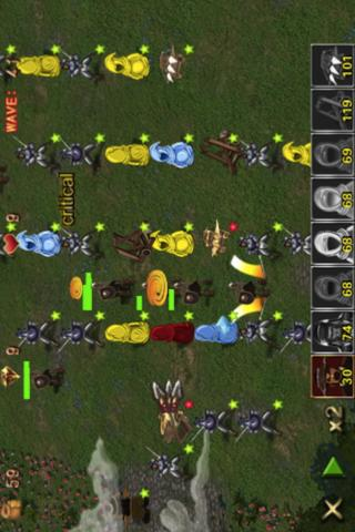 Hero Defense - screenshot