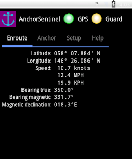 AnchorSentinel- screenshot thumbnail