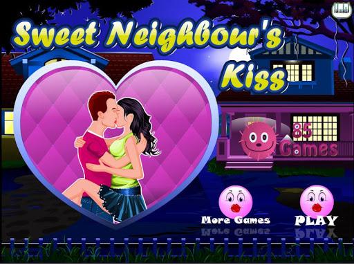 Sweet Neighbour Kiss