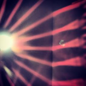 dancing lights by Bergrún Jónsdóttir - Instagram & Mobile iPhone