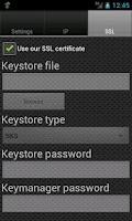 Screenshot of Test Server Pro