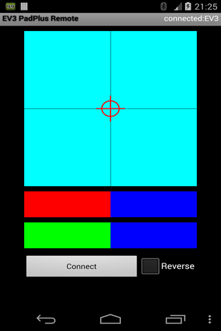 EV3 Pad+ Remote