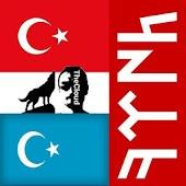 Uygur Türkçesi UyghurTürkchisi