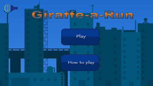 Giraffe a Run Lite