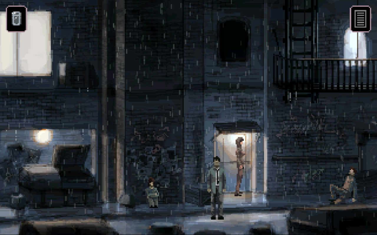 Gemini Rue screenshot #3