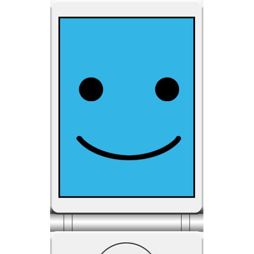 翻蓋手機相機(把照片減少,縮小拍攝及立刻發送) 攝影 App LOGO-硬是要APP
