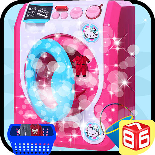 洗孩子衣服2 LOGO-APP點子