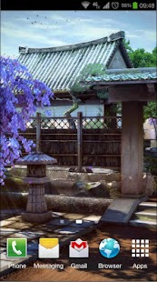 Real Zen Garden 3D LWP- screenshot thumbnail