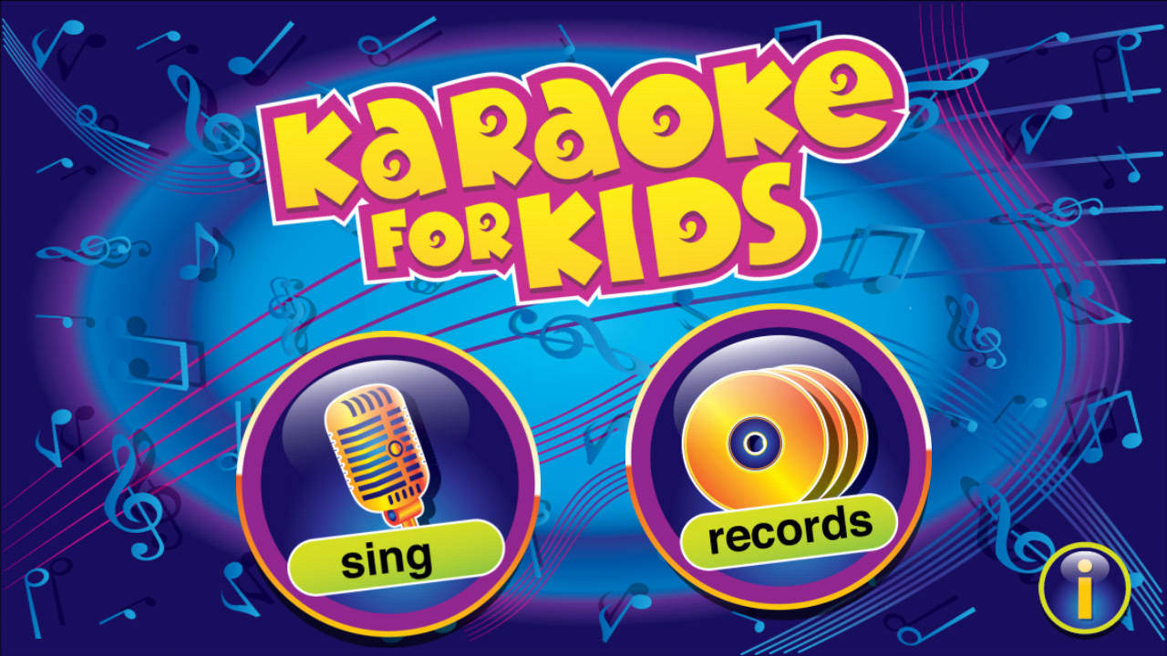Karaoke for Kids- screenshot