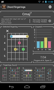 Chord! Free (Guitar Chords) - screenshot thumbnail