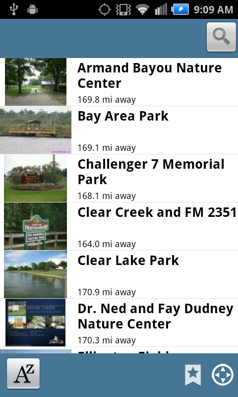 Galveston Bay Drive & Discover - screenshot