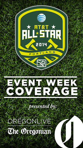 AT T MLS All­Star 14 PDX