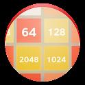 2048 (two four zero eight) icon