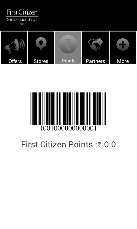 First Citizen - screenshot