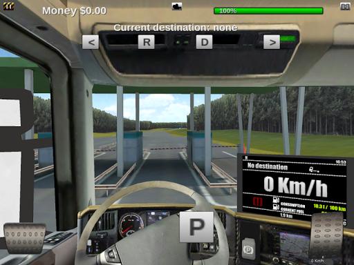 Truck Simulator Truckerz 3D