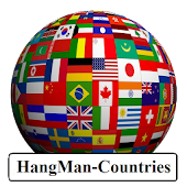 HangMan-Countries